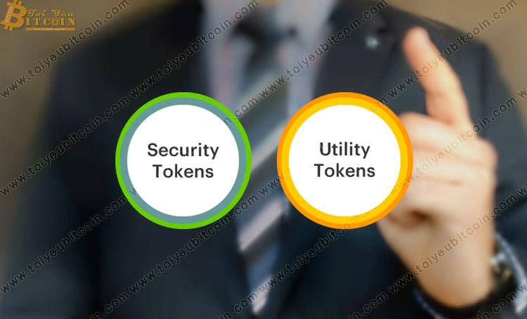 Security Token và Utility Token