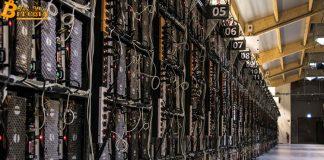 Giá Bitcoin xuống thấp, thợ mỏ thông báo phá sản hàng loạt
