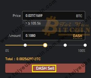 Cách trade coin trên sàn BitForex. Ảnh 6