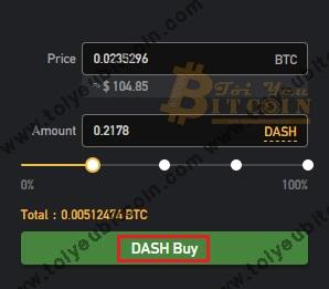 Cách trade coin trên sàn BitForex. Ảnh 4
