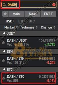 Cách trade coin trên sàn BitForex. Ảnh 3