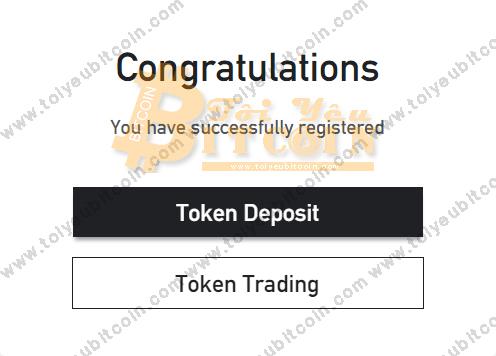 Đăng ký tạo tài khoản BitForex. Ảnh 6
