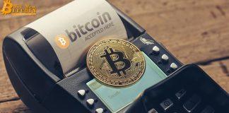 Mức độ sử dụng Bitcoin trong thanh toán sụt giảm