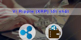 Ví Ripple (XRP) tốt nhất