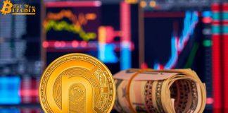 Nasdacoin: Đồng tiền vô danh tăng trong biển lửa