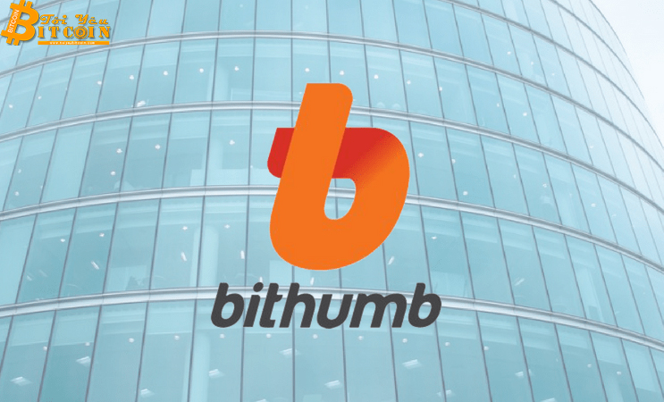 Bithumb triển khai Airdrop 100 triệu won giá trị BTC, ETH, XRP
