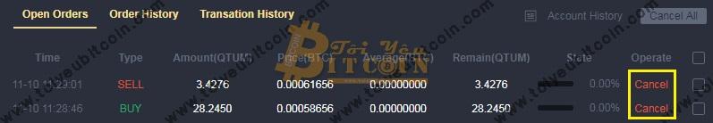 Cách trade coin trên sàn LBank. Ảnh 6