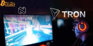 TRON hợp tác với công ty thực tế ảo NeoWorld