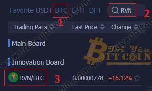 Cách trade coin trên sàn DigiFinex. Ảnh 2