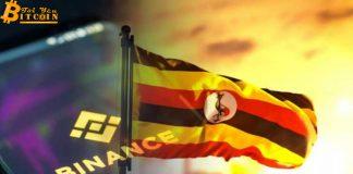 Binance ghi nhận 40.000 lượt đăng ký trong tuần đầu tiên tại Uganda