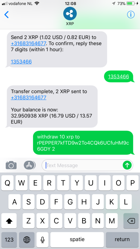 XRP Text 2