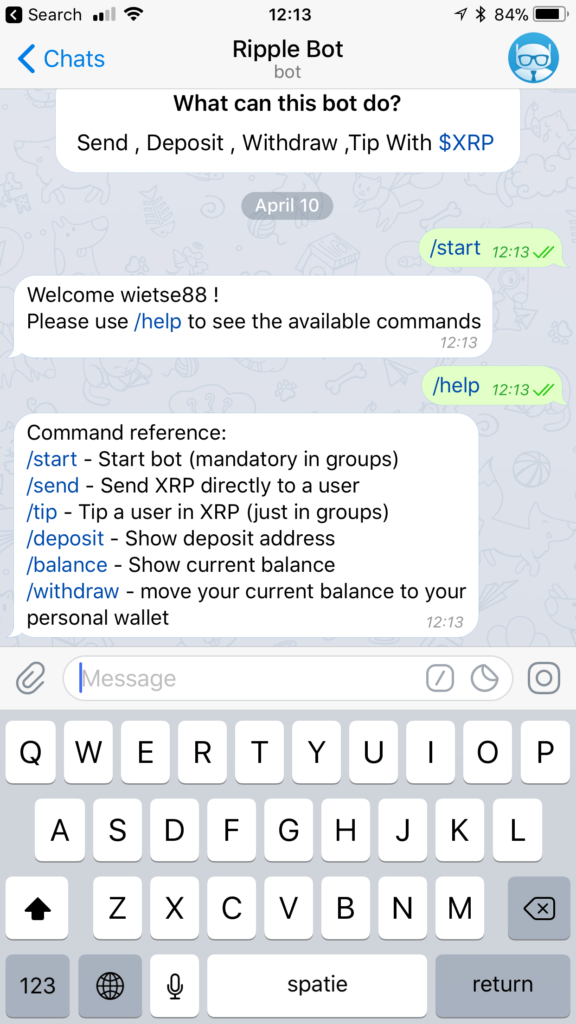 XRP Text 3