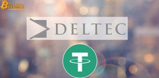 Tether bảo chứng thành công 1,8 tỷ USD tại ngân hàng Deltec Bank