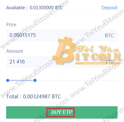 Cách trade coin trên sàn RightBTC. Ảnh 3