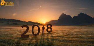 """Những dự đoán giá Bitcoin """"bất hủ"""" trong năm 2018"""