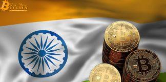 Ấn Độ cân nhắc hợp pháp hóa tiền điện tử