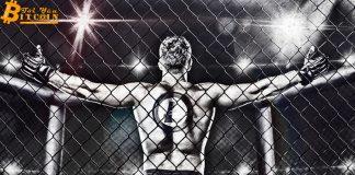 Litecoin trở thành nhà tài trợ chính thức của UFC