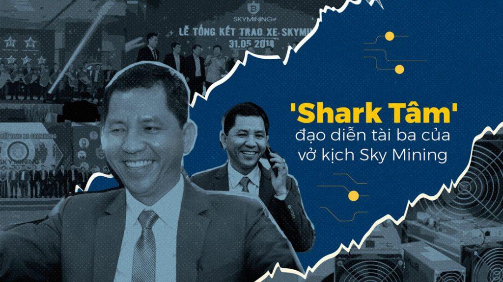 Những tuyên bố của ông Lê Minh Tâm và diễn biến bất ngờ ở Sky Mining.