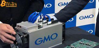 GMO Internet ngừng sản xuất thiết bị đào Bitcoin