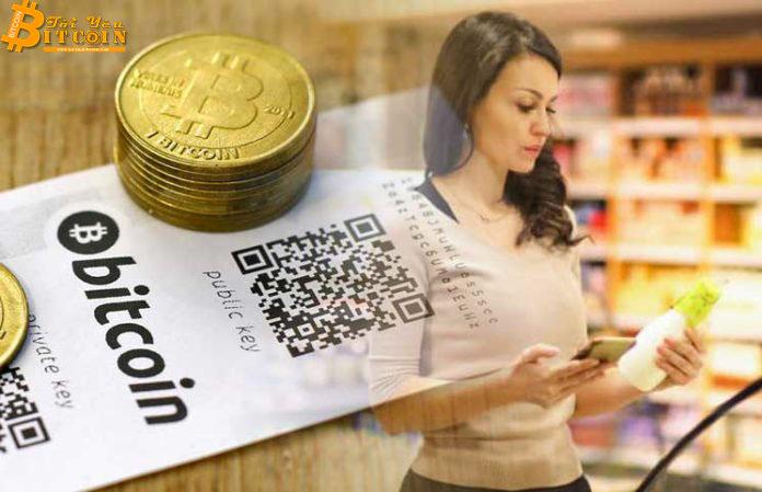 Một chuỗi siêu thị tại Brazil chấp nhận thanh toán bằng tiền điện tử