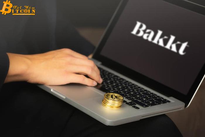 Hợp đồng tương lai Bitcoin của Bakkt đã sẵn sàng