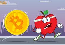 Giá giảm kéo dài song Bitcoin vẫn trội hơn hẳn Apple