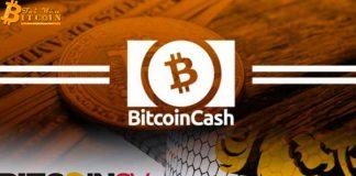 Bitcoin Cash lần đầu tiên giảm hẳn dưới Ether