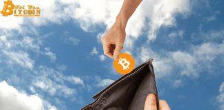 Đến tận 80% ví Bitcoin lúc này sở hữu ít hơn $100 tiền BTC