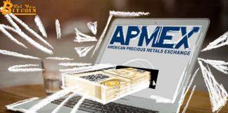 APMEX cho phép mua vàng bằng Bitcoin