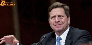 """Chủ tịch SEC Jay Clayton: ICO là phương án gọi vốn """"hiệu quả"""""""