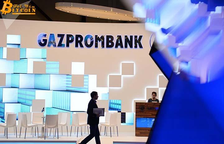 Gazprombank ra mắt dịch vụ lưu ký tiền điện tử