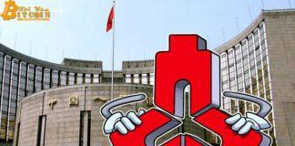 """Ngân hàng trung ương Trung Quốc định nghĩa STO là """"hoạt động tài chính bất hợp pháp"""""""