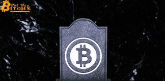 """Kẻ chỉ trích, người ủng hộ, song đã đến lúc """"chôn"""" vùi Bitcoin?"""