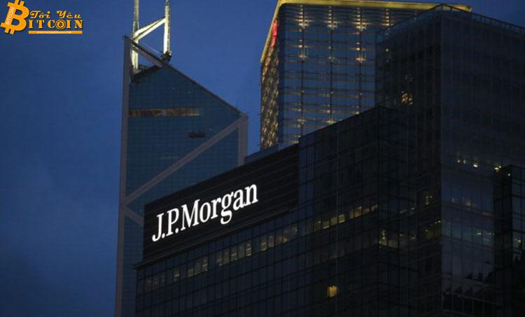 """JP Morgan: """"Công nghệ Blockchain cần phải được phân biệt rõ ràng với tiền điện tử và Bitcoin"""""""