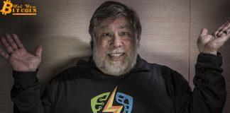 Steve Wozniak tuyên bố đã xả toàn bộ Bitcoin ở 20.000 USD