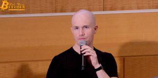 Brian Armstrong - CEO của Coinbase