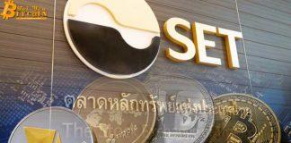 Sàn giao dịch chứng khoán Thái Lan đặt chân vào lĩnh vực tiền mã hóa