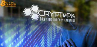 Sàn Cryptopia bị hack