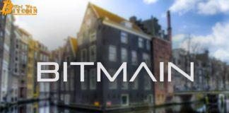 Bitmain đóng cửa tiếp văn phòng đại diện tại thủ đô Amsterdam của Hà Lan