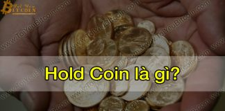 Hold coin