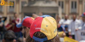 Airdrop 1 triệu USD Bitcoin viện trợ cho người dân Venezuela