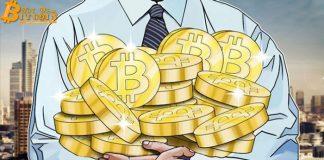 """Cá mập"" Bitcoin vừa tích lũy thêm được 150.000 BTC"