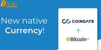 Bitcoin SV (BSV) được cổng thanh toán CoinGate hỗ trợ, giá tăng 18%