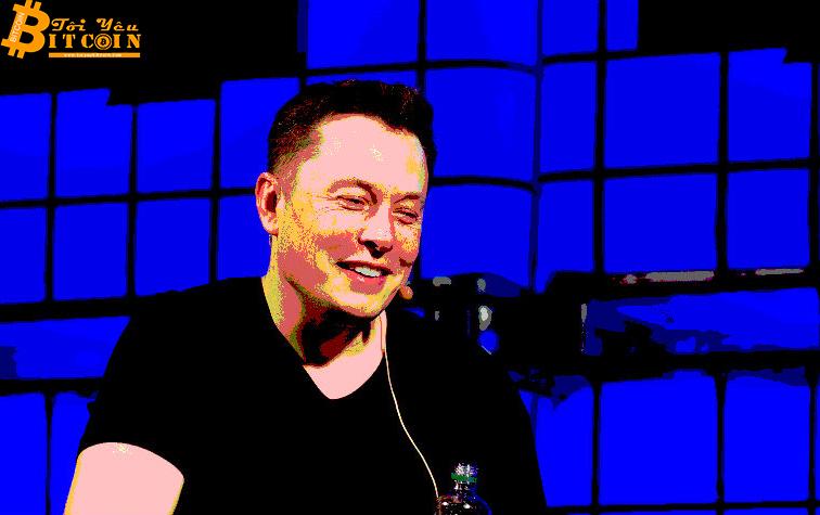 """Elon Musk: """"Những người sở hữu Bitcoin từ sớm xứng đáng với một giải Nobel"""""""