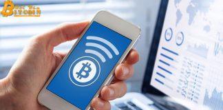 Biểu tượng Bitcoin xuất hiện ở bàn phím Google trên iOS