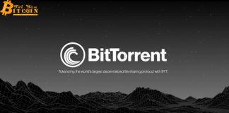 Mới mở giao dịch được 1 tuần, token BitTorrent (BTT) đã tăng giá 80x