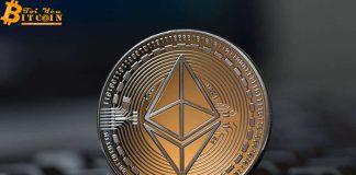 Giao dịch trên mạng lưới Ethereum đạt mức cao nhất trong 6 tháng