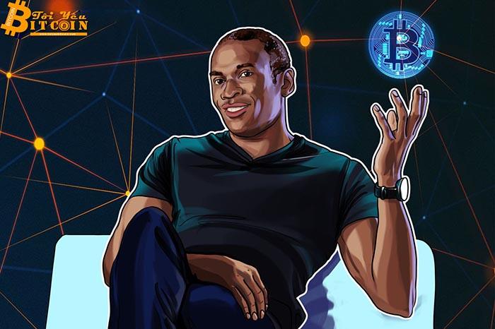 """CEO BitMEX: """"Bitcoin sẽ lên lại $10,000 vào cuối năm 2019"""""""