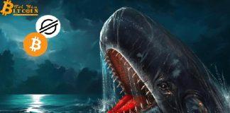 Cá voi xả dần 2 tỷ XLM, nghi vấn chuyển 5.000 Bitcoin lên sàn Bitfinex