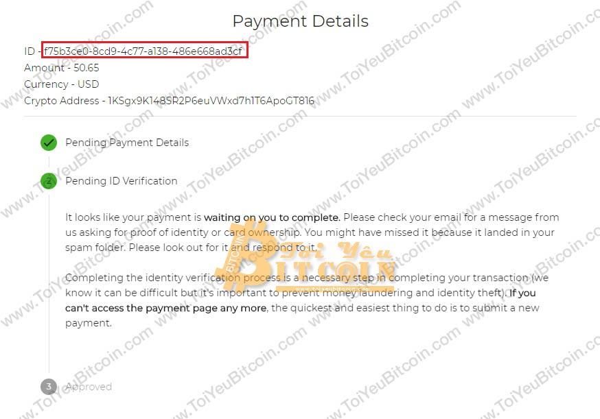 Mua coin bằng thẻ tín dụng Visa/MasterCard trên Binance. Ảnh 13